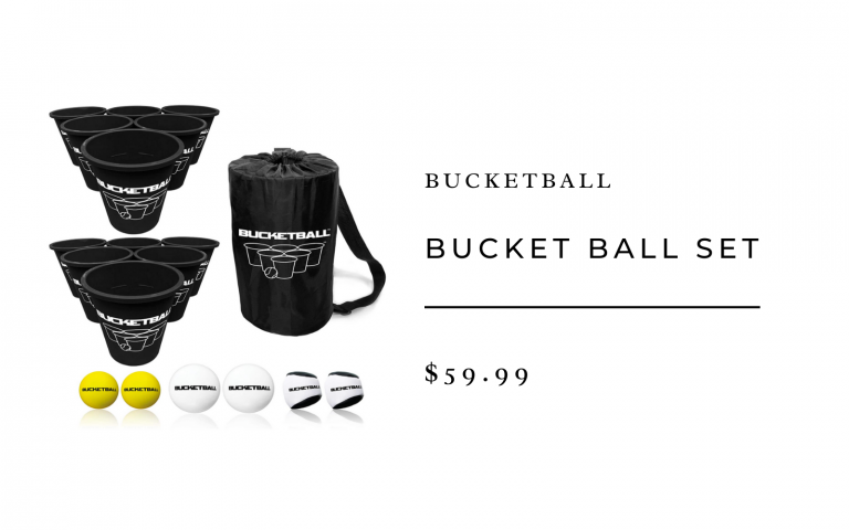 Bucketball set