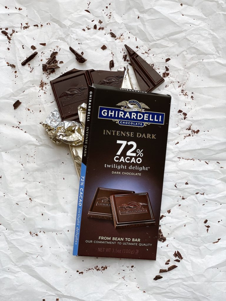 I tried 6 grocery stores that sell dark chocolate bars and this is the one I will keep in my chocolate drawer - Chocolate Bar Taste Test