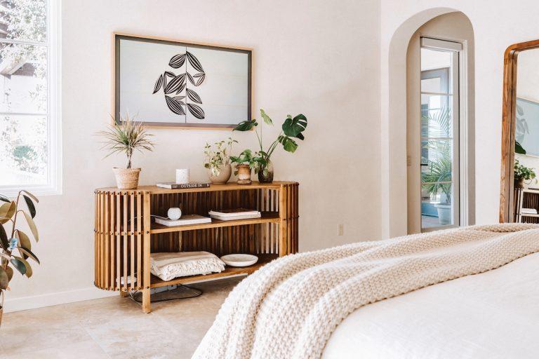 ایده های کمیل استایلز برای اتاق خواب دنج