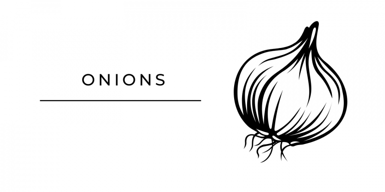 Seasonal Produce Onions