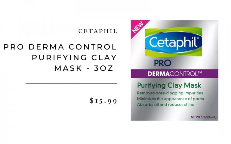 Cetaphil Derma Control Purifying Mask