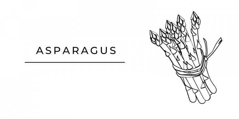 Seasonal Produce Asparagus