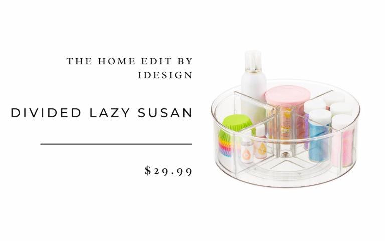 Divided Lazy Susan