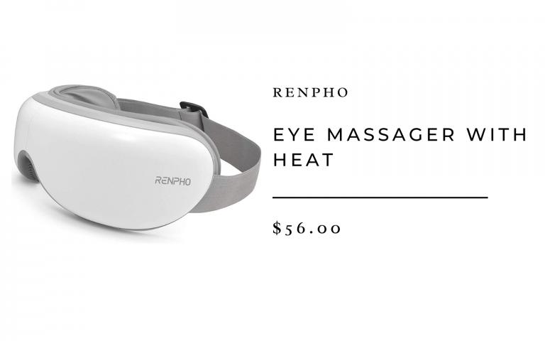 RENPHO Eye Massager With Heat