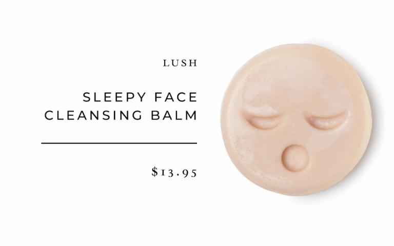 Üppiger schläfriger Gesichtsreinigungsbalsam