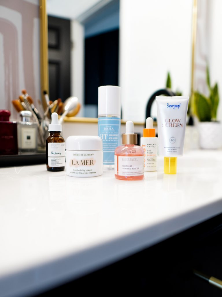 Anna Mae Groves, Stylemakers, skincare products, skincare routine