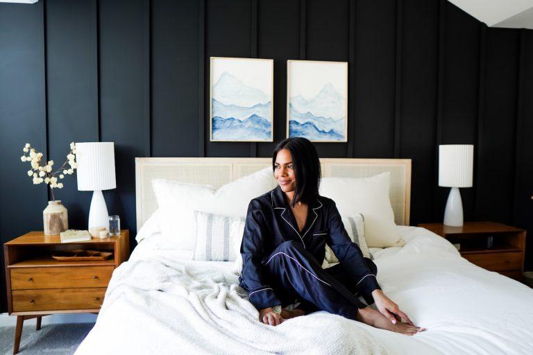 Anna Mae Groves ، Stylemakers ، اتاق خواب ، دنج ، دریایی