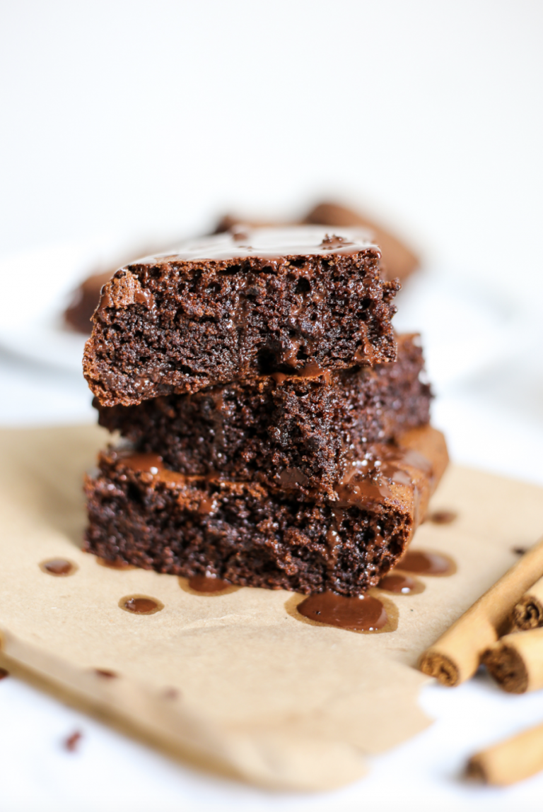The Defined Dish Paleo Mexican Brownies