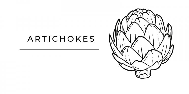 Seasonal Produce Artichokes