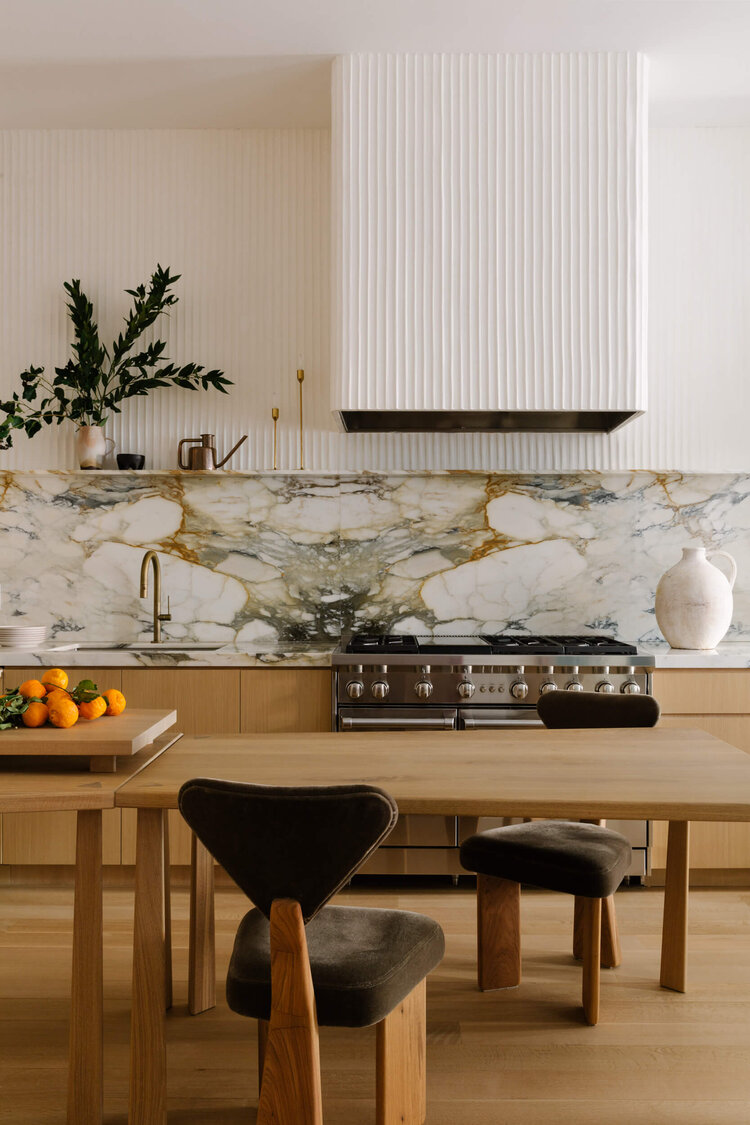 marble kitchen—tali Roth