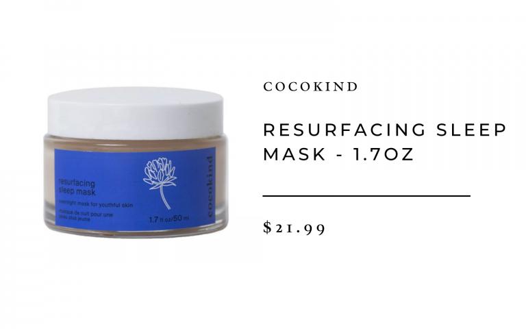 Cocokind Resurfacing Mask