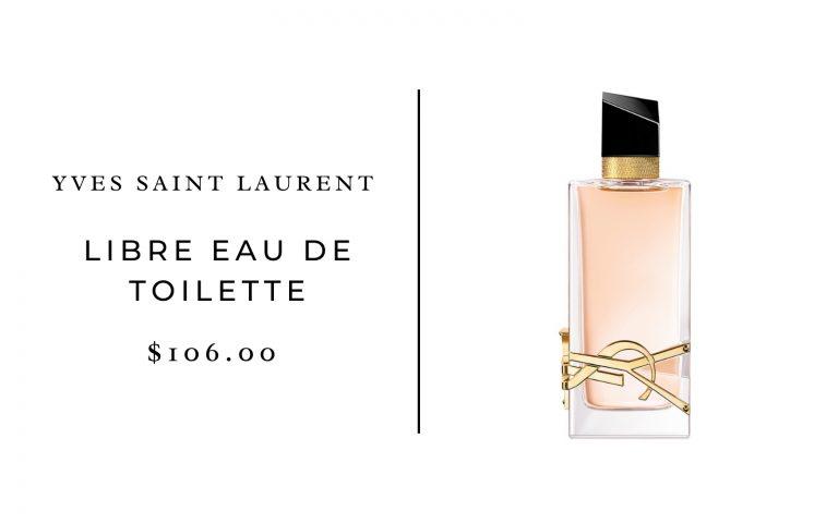 Yves Saint Laurent Libre Eau de Toilette