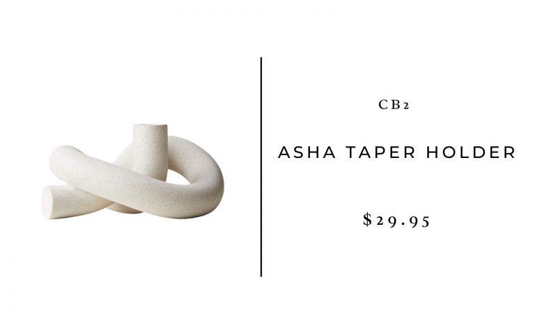 CB2 Asha Taper Holder