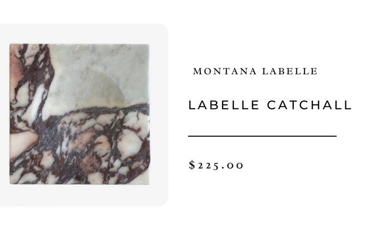 Montana Labelle Calacatta Viola Catchall