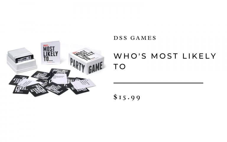 who's most likely to game