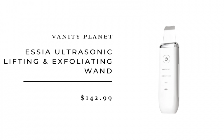 Vanity Planet Essia Ultrasonic Lifting & Exfoliating Wand