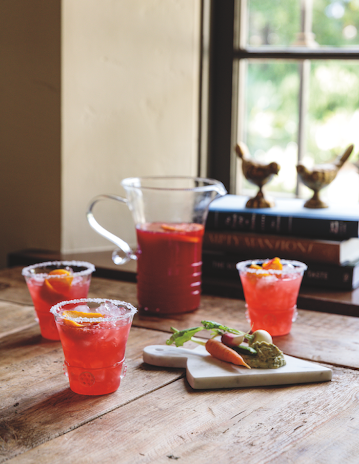 Blood Orange Margaritas The Lush Life Recipe