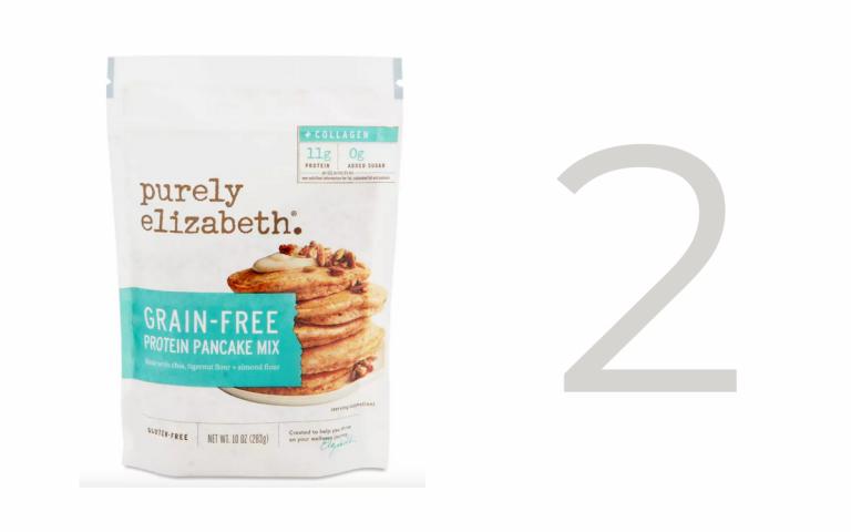 purely elizabeth grain free pancake mixes