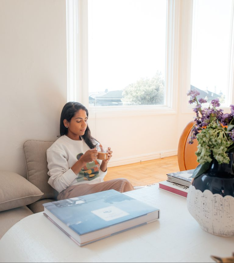 Sajani Amarasiri from Kola Goodies shares her morning routine