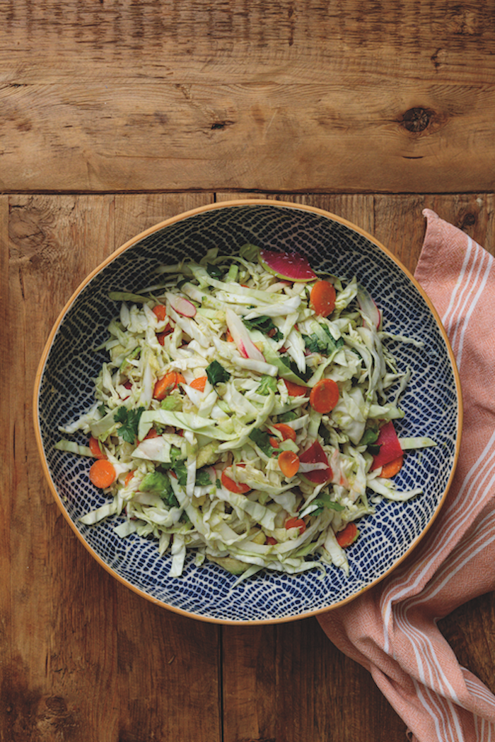 Avocado Slaw The Lush Life Recipe