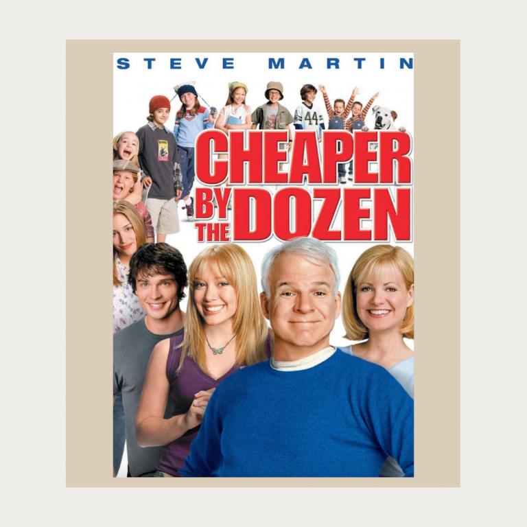 Cheaper by thee Dozen