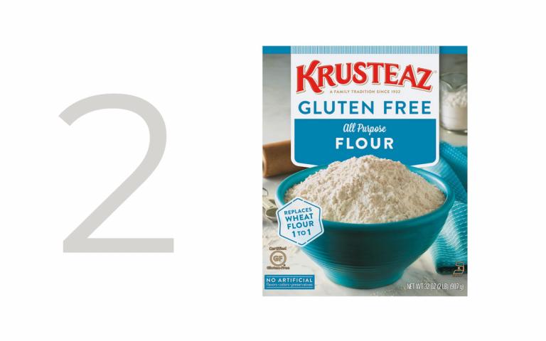 Krusteaz gluten free flour