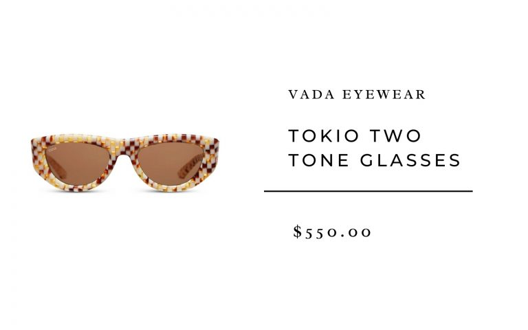 Vada Eyewear Tokio Two Tone Glasses