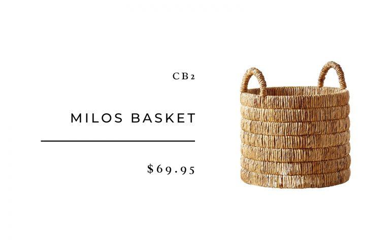 CB2 Milos Basket