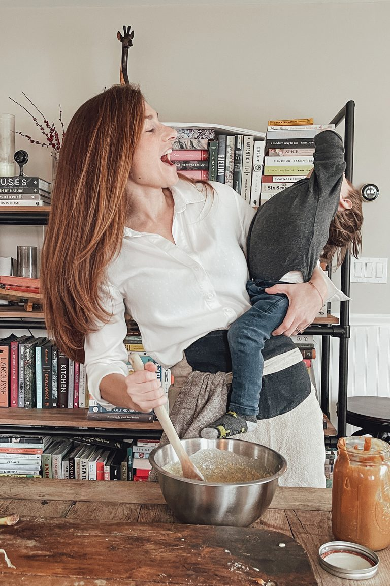Kate Mcleod - body stone founder