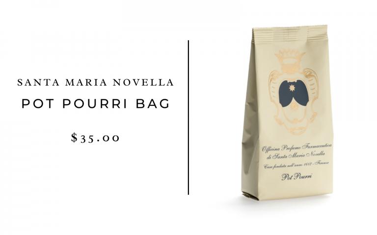 Santa Maria Novella Pot Pourri Bag
