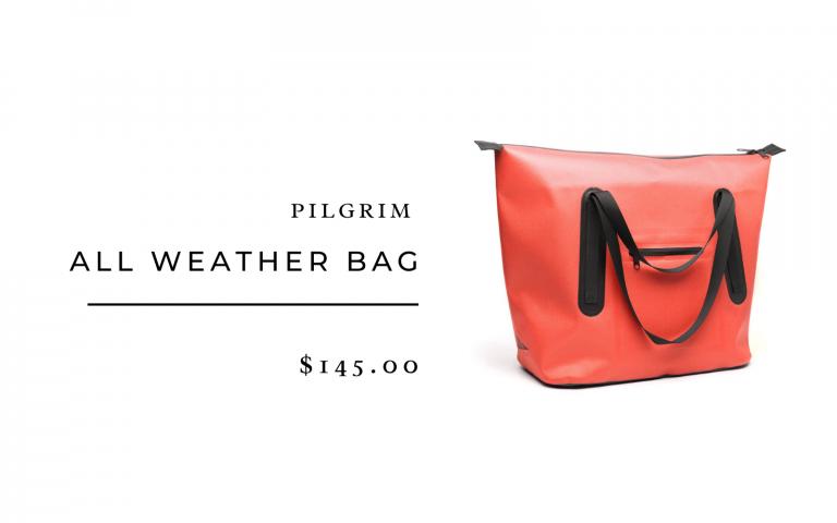 Pilgrim Surf Supply All Weather Bag