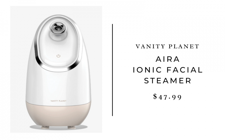 Vanity Planet Aira Ionic Facial Steamer