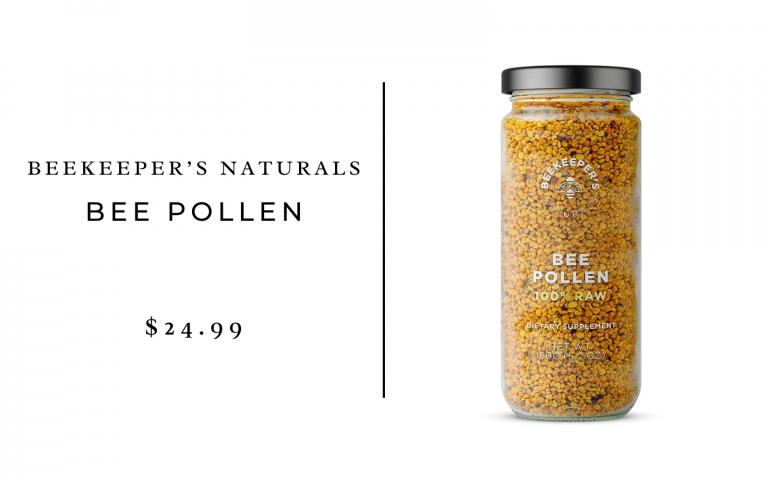 Beekeeper's Naturals Bee Pollen