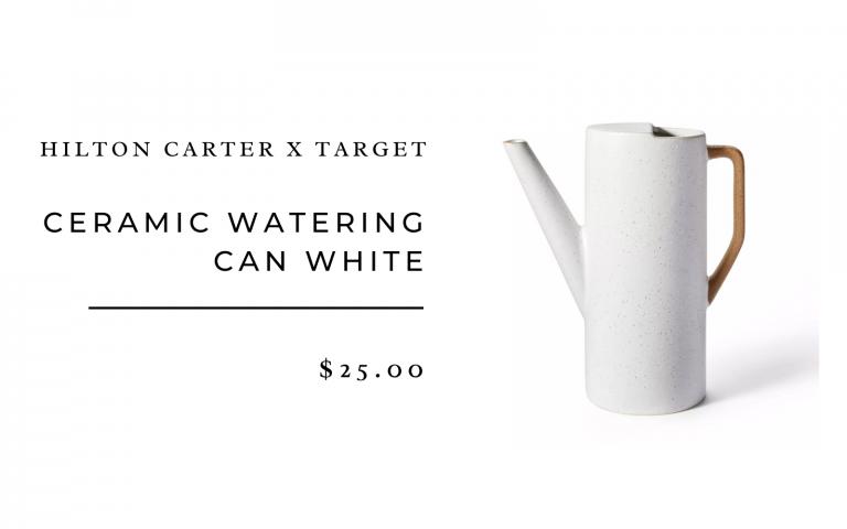 Hilton Carter Ceramic Watering Can