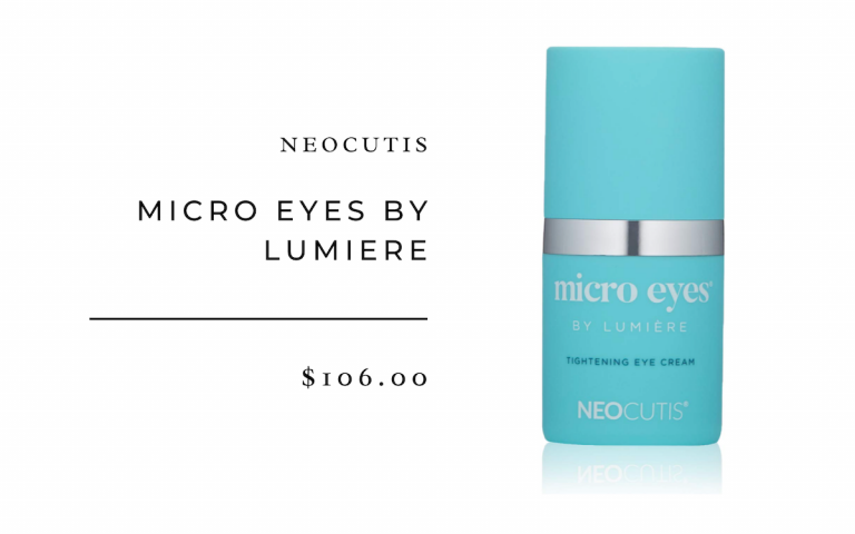 NeoCutis Micro Eyes by Lumiere