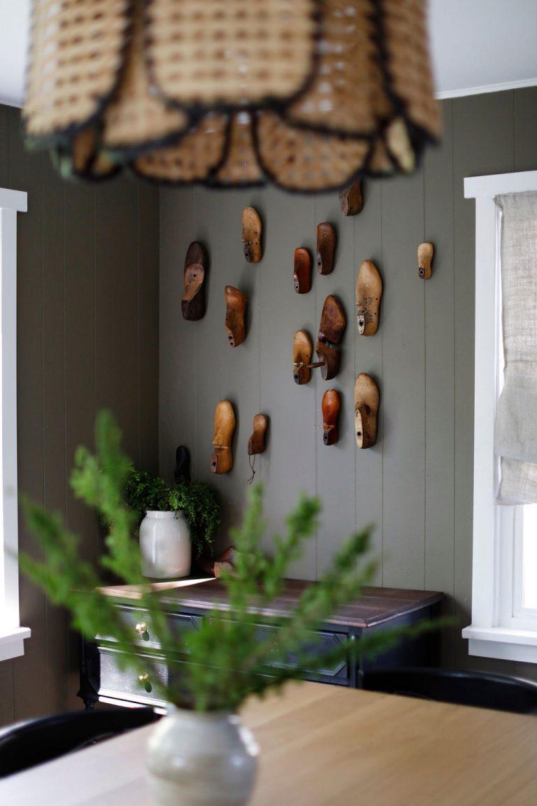 At Home With Kennesha Buycks, Restoration House Blog, BIPOC designer, living room