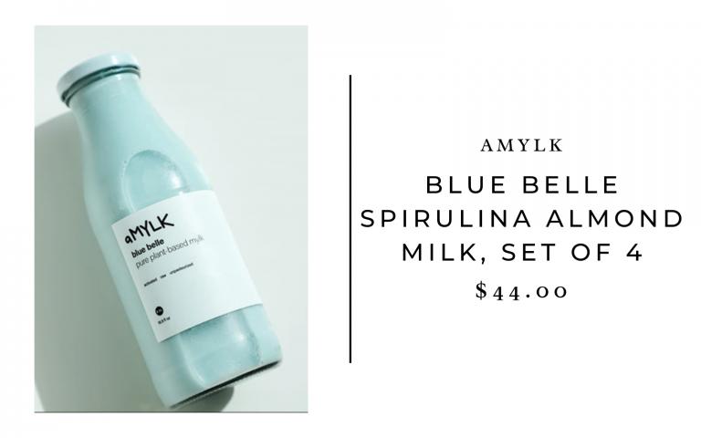 amylk blue belle almond milk - wellness products
