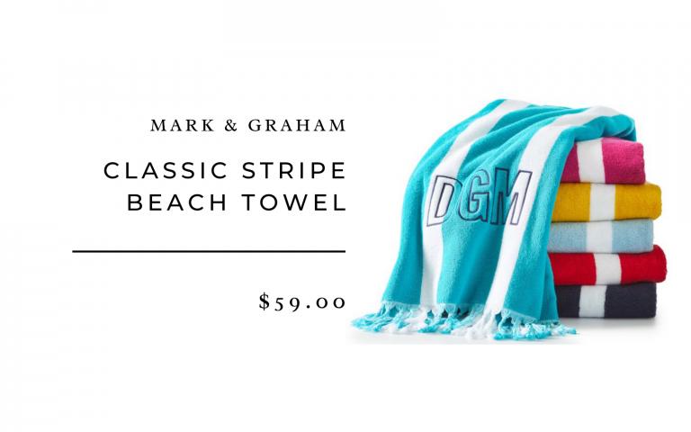 Mark & Graham Classic Stripe