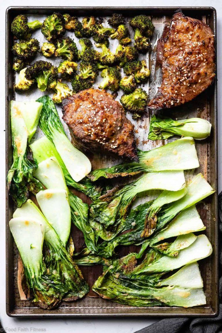 Asian Miso Steak Dinner — Food Faith Fitness