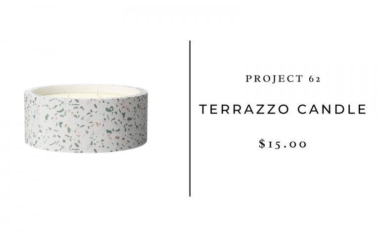Project 62 14.5oz Terrazzo Candle