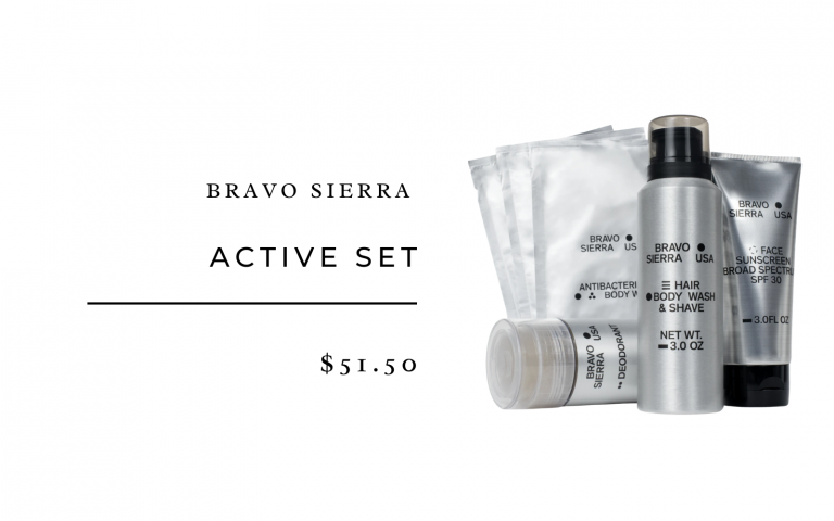 Bravo Sierra Active Set