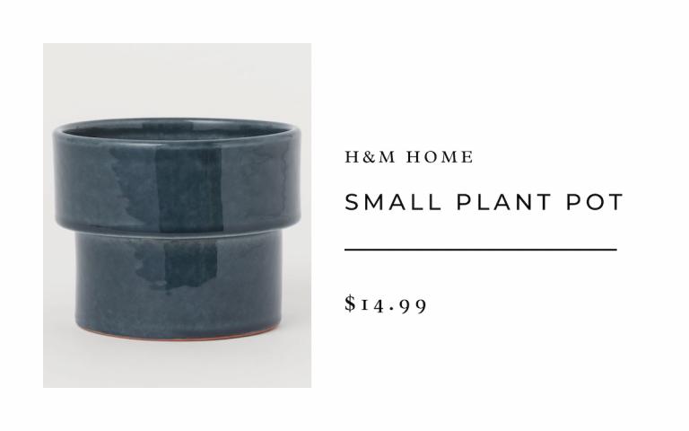 H&M Home Small Plant Pot