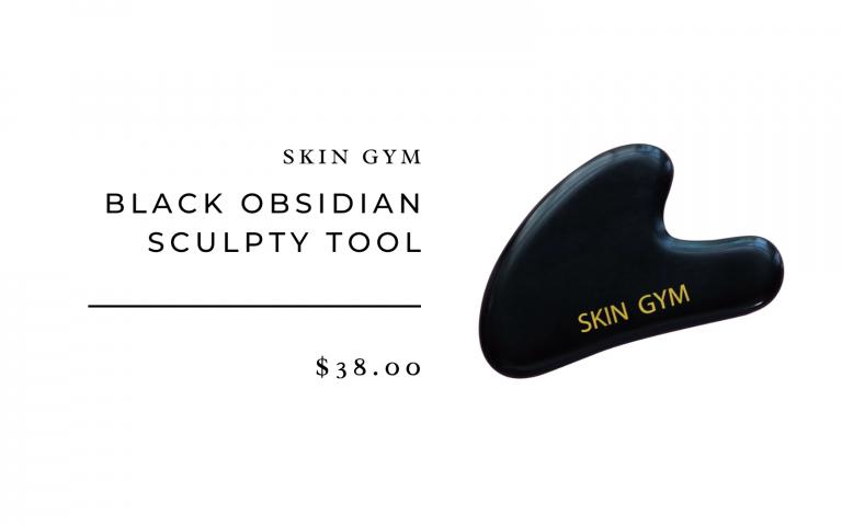 Skin Gym Black Obsidian Sculpty Tool