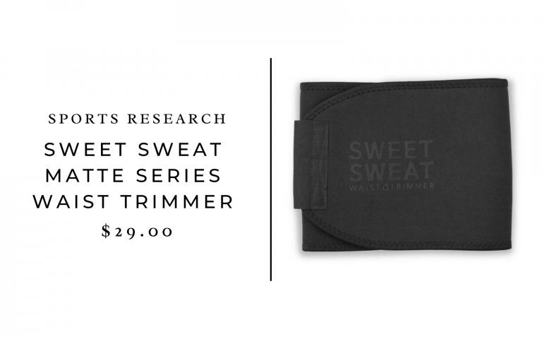 sports research waist trimmer