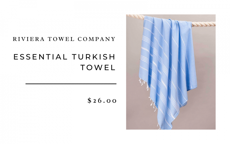 Essential Turkish Towel