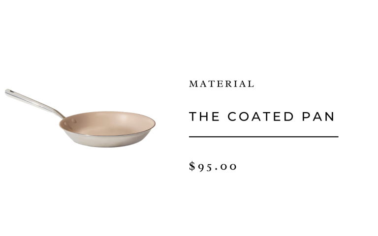 Material The Coated Pan