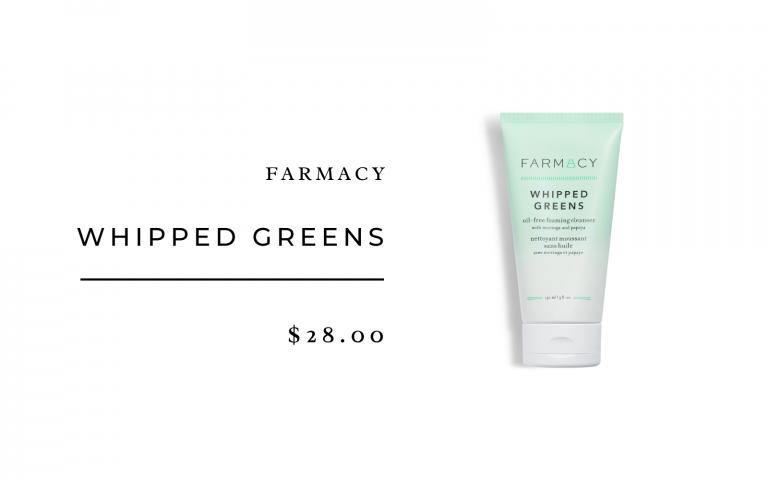Farmacy Beauty Whipped Greens