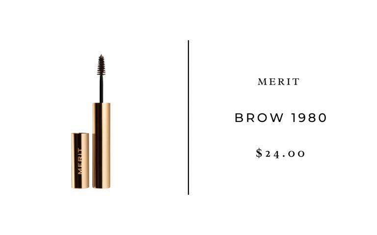 Merit Brow 1980 Volumizing Pomade in Blonde