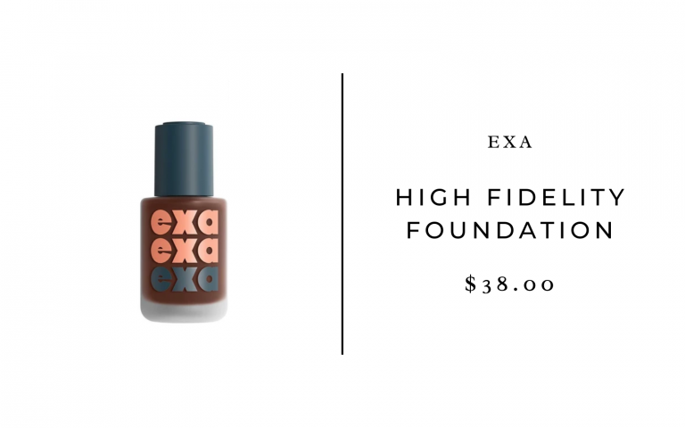 Exa High Fidelity Foundation