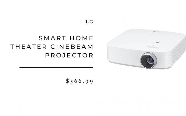 proyector de casa inteligente